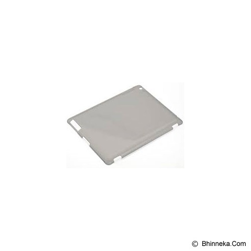 POWER SUPPORT Air Jacket for Apple iPad 2/3rd Generation [PIC-73] - Clear Black - Casing Tablet / Case